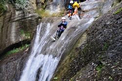 canyoning chamonix